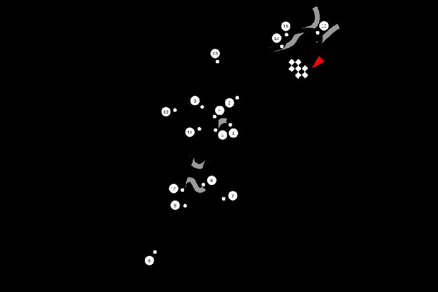 Visual Representation of Nurburgring Circuit