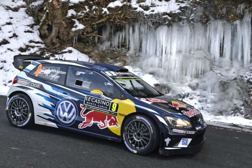 2016 Rallye Monte-Carlo, Andreas Mikkelsen