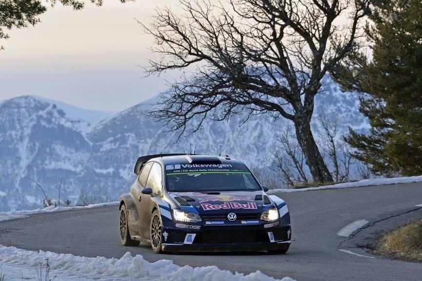2016 Rallye Monte-Carlo, Sebastien Ogier