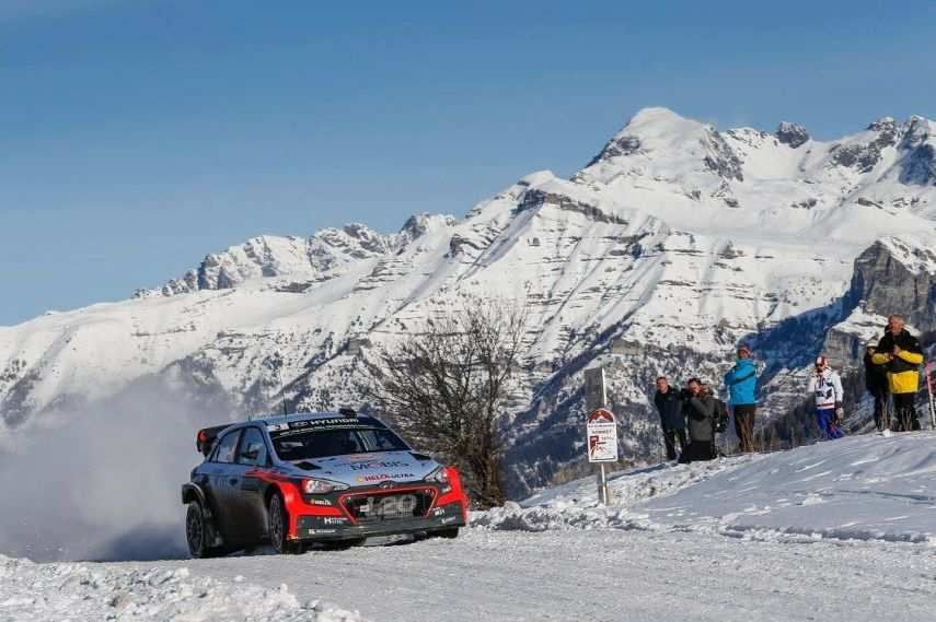 2016 Rallye Monte-Carlo, Thierry Neuville