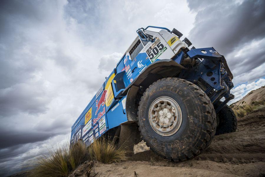 2017 Dakar Rally, Kamaz, Eduard Nikolaev