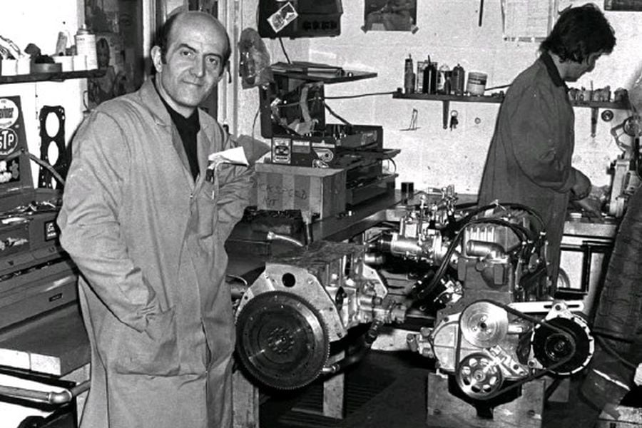 Brian Hart engines