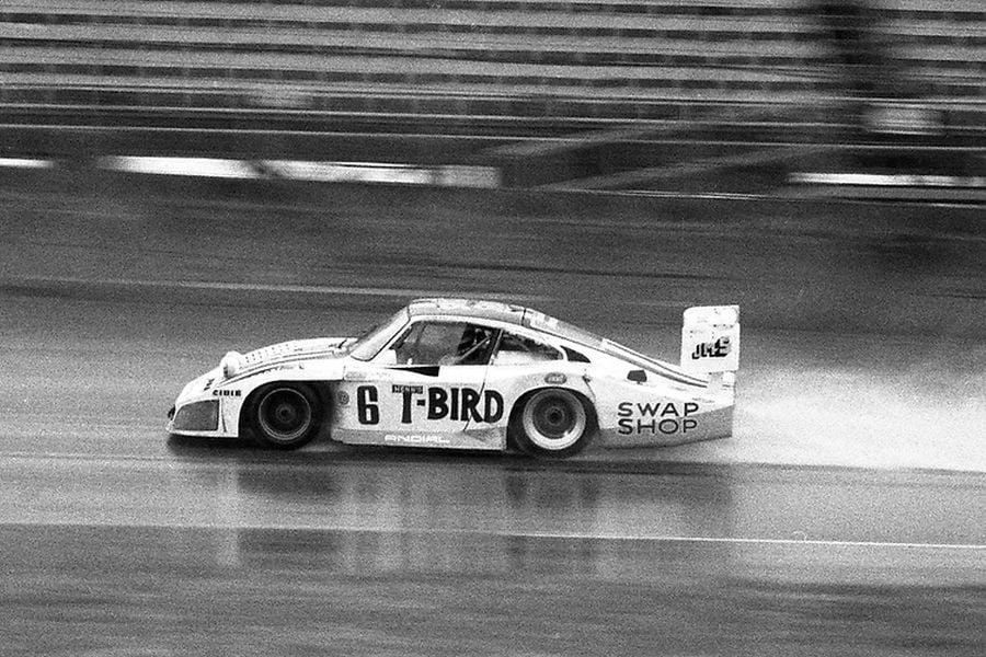 Ballot-Lena was driving the #6 Porsche 935 at 1983 Daytona 24 Hours
