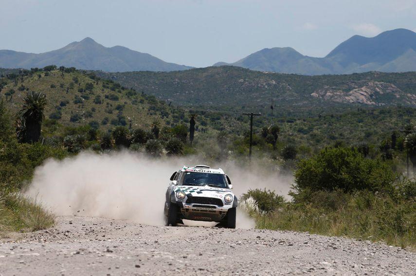 Dakar 2016, Mikko Hirvonen, Mini All4 Racing