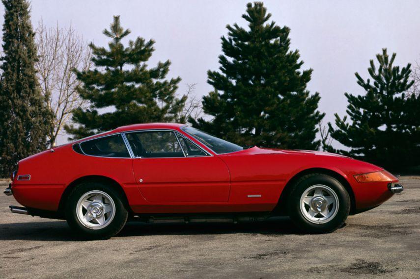 Ferrari 365 GTB/4, Ferrari Daytona