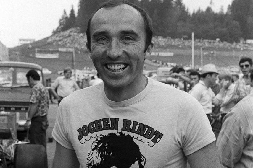 Frank Williams - 1970 Jochen Rindt Fan Club,