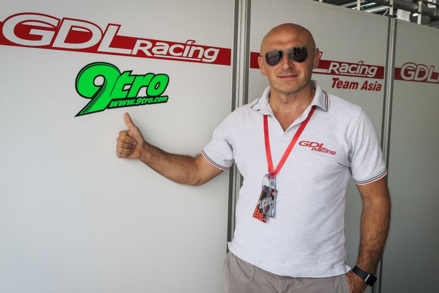 Gianluca de Lorenzi GDL Racing