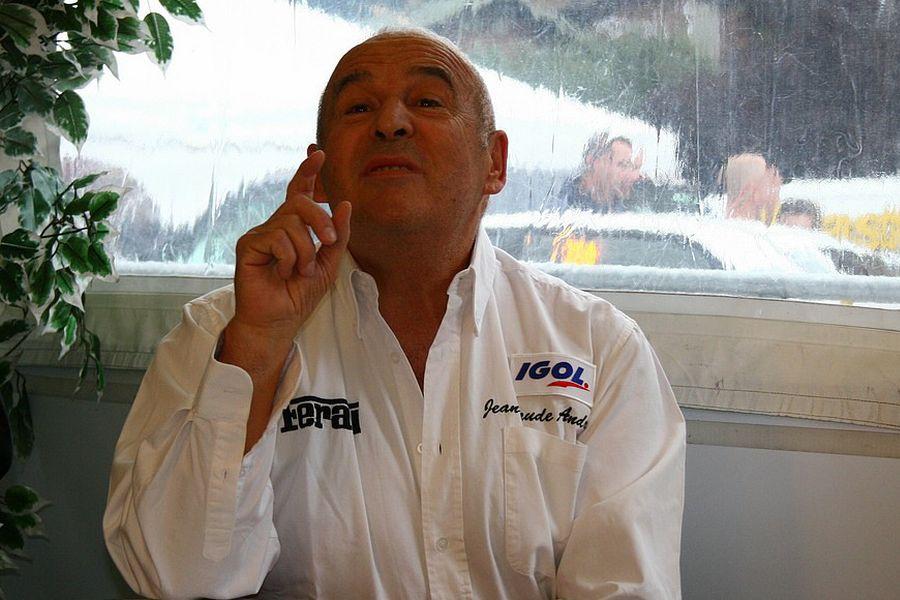 Jean-Claude Andruet in 2009