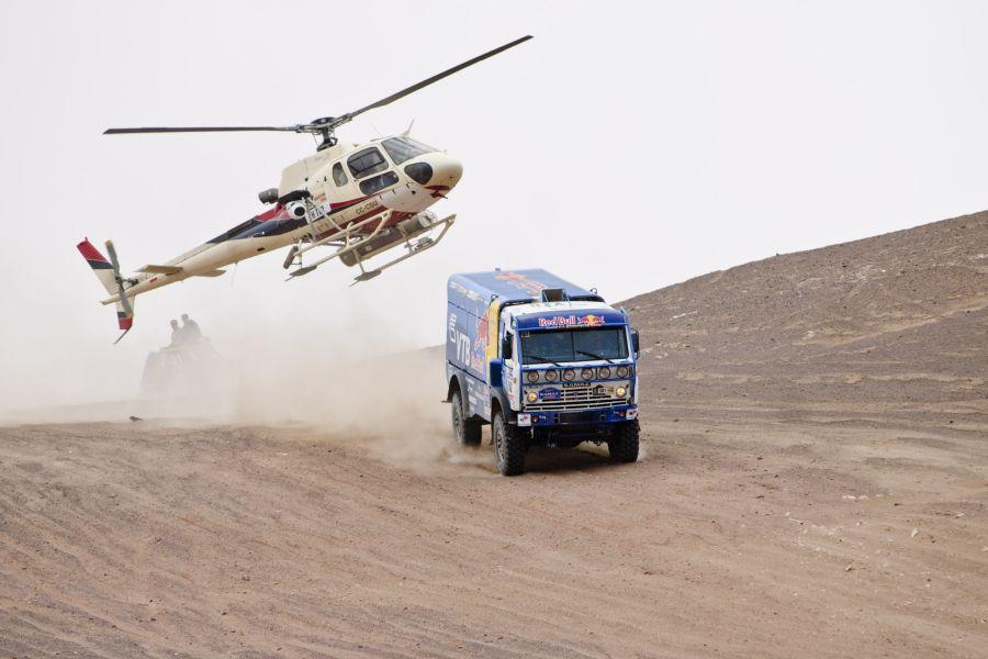 2010 Dakar Rally, Vladimir Chagin, Kamaz Master