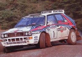 1992 Lancia Delta HF Integrale Evo, Juha Kankkunen