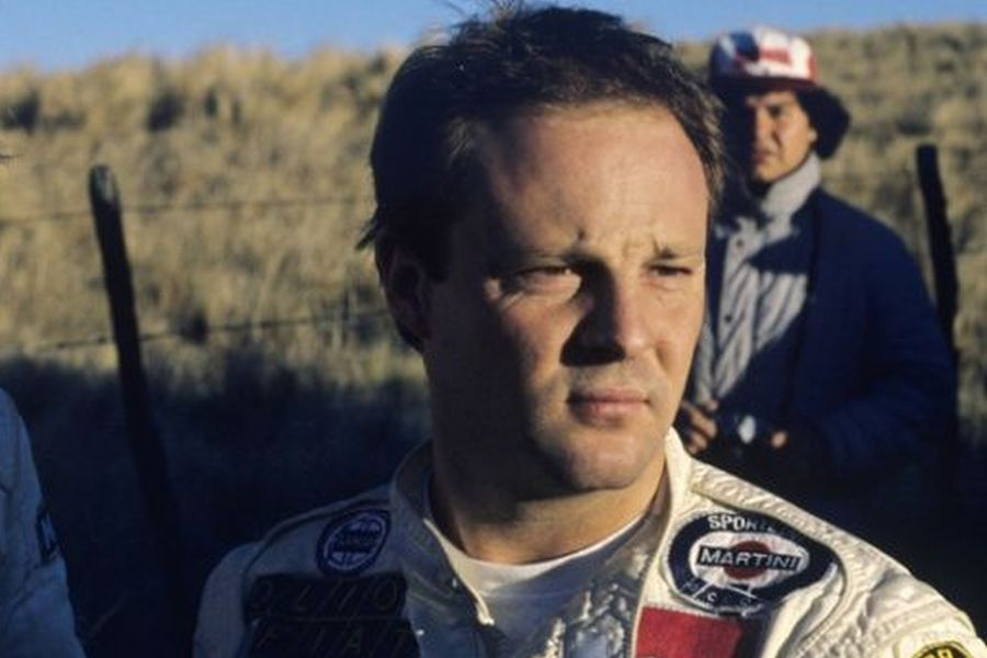 Miki Biasion was driving for Lancia from 1983 to 1991