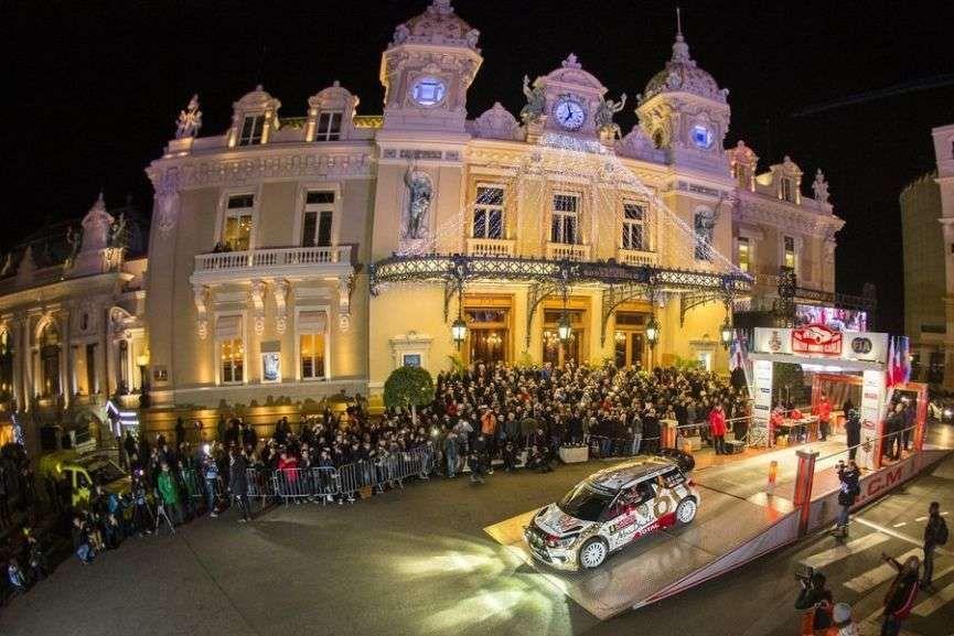 Monte Carlo Rally, Rallye Monte-Carlo, Casino Square, Place du Casino