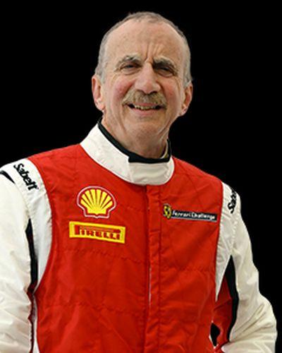 Neil Langberg Ferrari Challenge