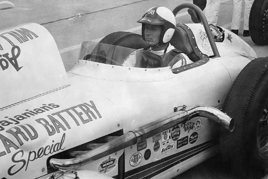 Parnelli Jones made his Indianapolis 500 debut in 1961
