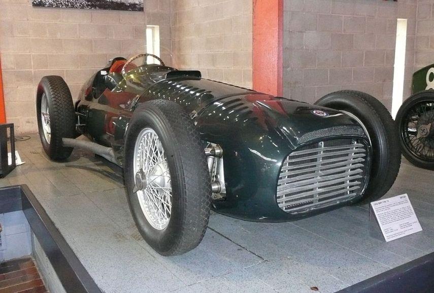 1950 BRM Type 15 V16 engine