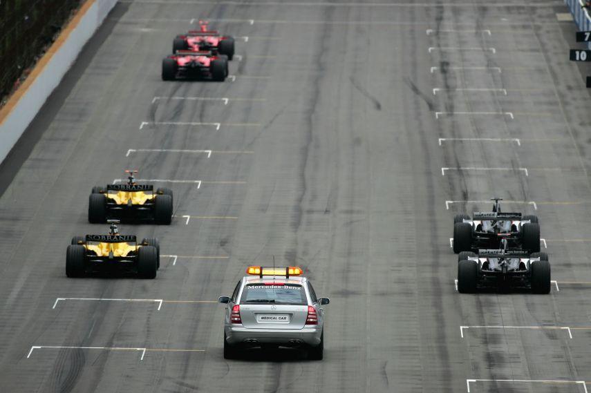 2005 Formula One US Grand Prix, Indianapolis Motor Speedway