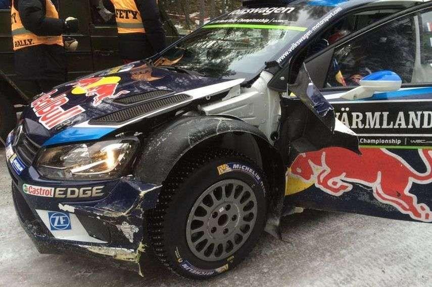 2016 Rally Sweden, Sebastien Ogier, Volkswagen