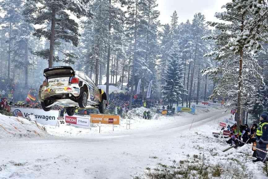 2016 Rally Sweden, Sebastien Ogier, Colin's Crest