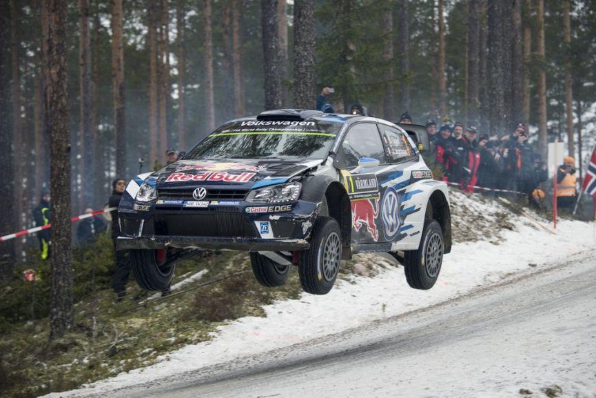 Rally Sweden 2016, Sebastien Ogier, Volkswagen