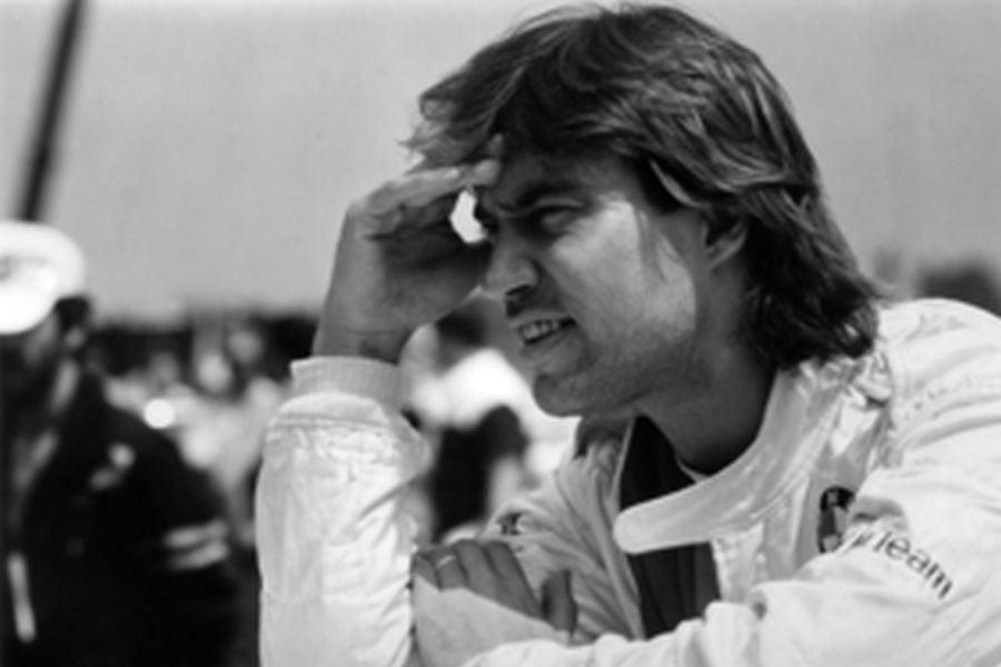 Altfrid Heger in 1986 at Spa