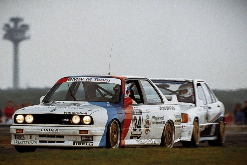 Altfrid Heger spent five seasons with BMW in the DTM