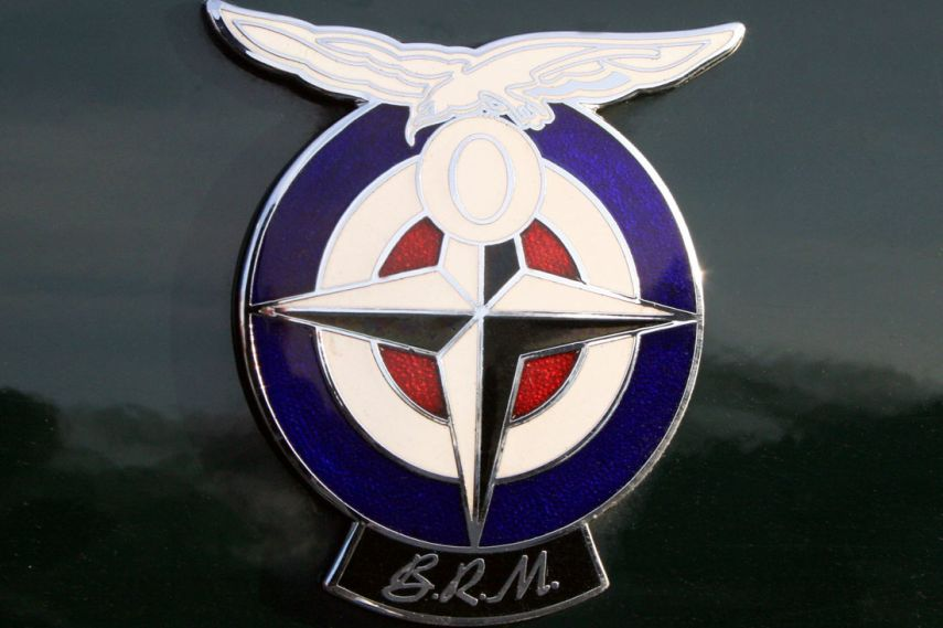 British Racing Motors, BRM, logo