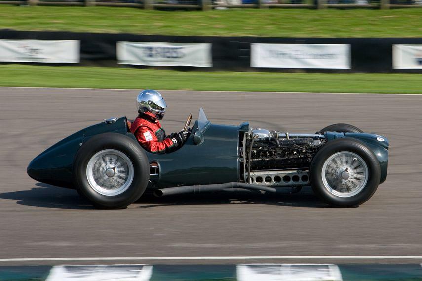 BRM V16, Goodwood Festival of Speed