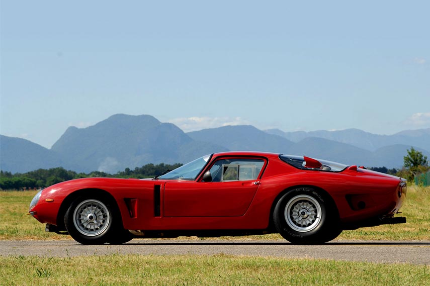 Bizzarrini 5300 GT, one of the classically built cars