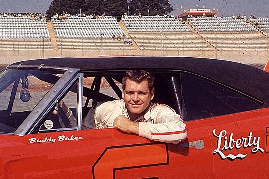 Buddy Baker NASCAR legend