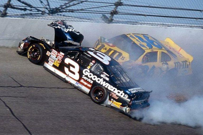 Daytona 500, Dale Earnhardt crash, 2011, Black Sunday