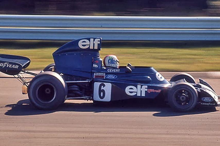 Francois Cevert, Tyrrell, Watkins Glen International
