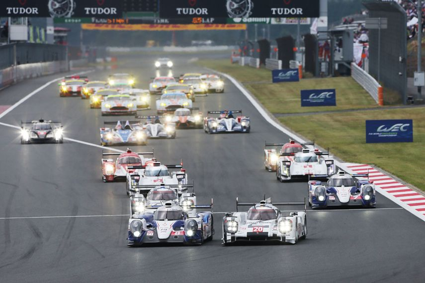 World Endurance Championship, 6 hours of Fuji, 2012 to 2014, Toyota