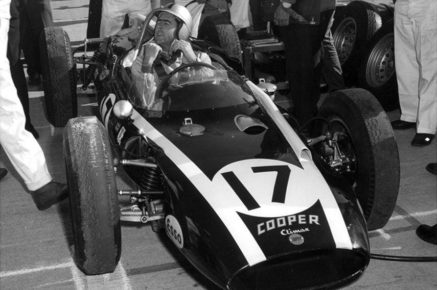 1961 Indianapolis 500, Jack Brabham, Cooper Climax