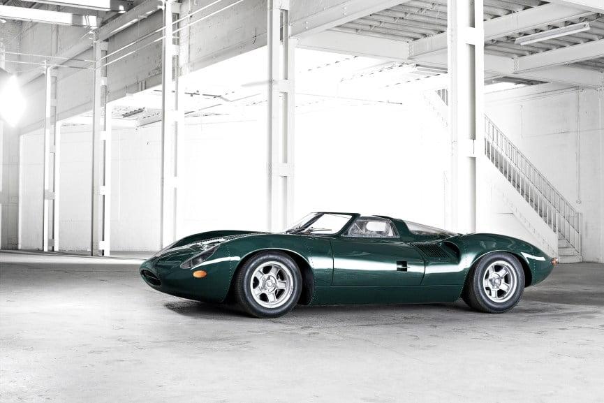 Jaguar XJ13 prototype cars