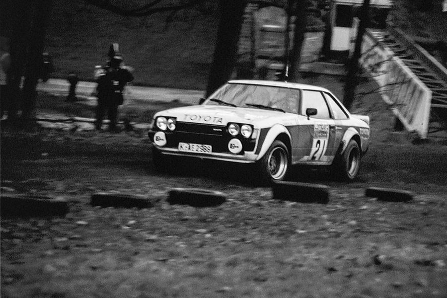 Jean-Luc Therier, 1979 RAC Rally, Toyota Celica 2000 GT