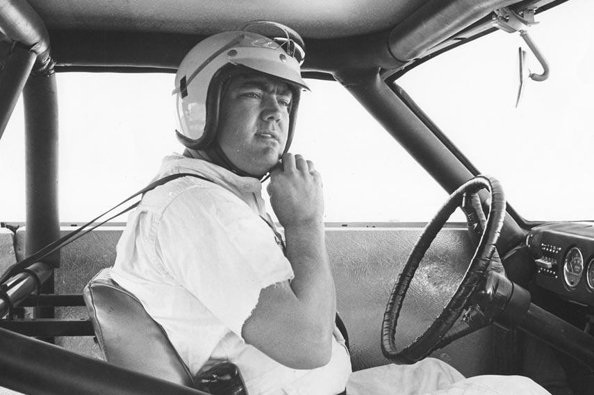 Junior Johnson, Last American Hero NASCAR team owner racer