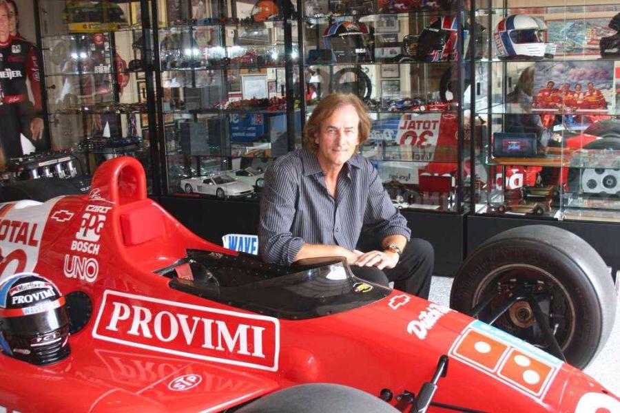 Arie Luyendyk, 1990 Indianapolis 500