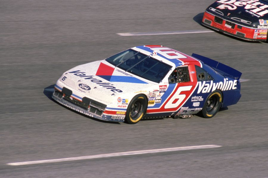 Mark Martin's #6 Ford Thunderbird