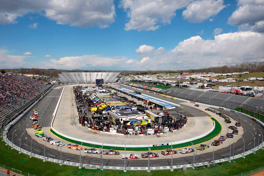 Martinsville Speedway Nascar