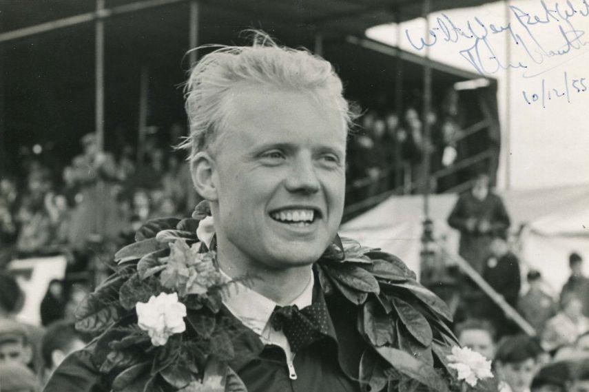 Mike Hawthorn, 1955 Le Mans winner