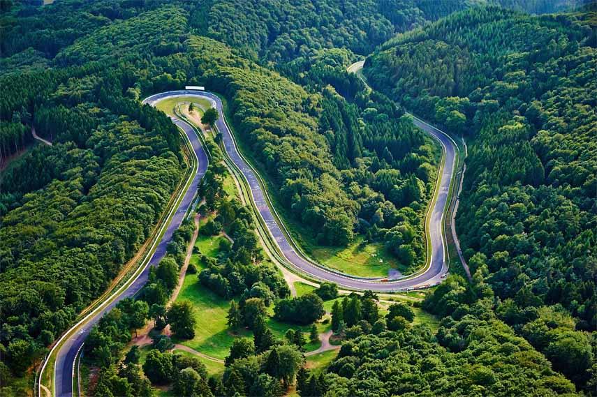 Nürburgring Nordschleife Green Hell lap mercedes times road videos speed hours circuit 2019
