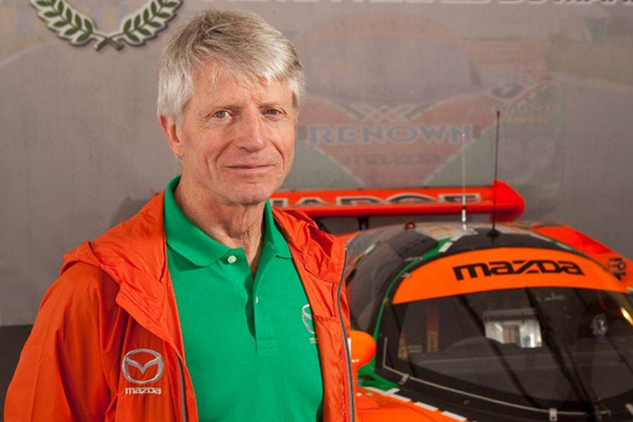 Pierre Dieudonne, Mazda