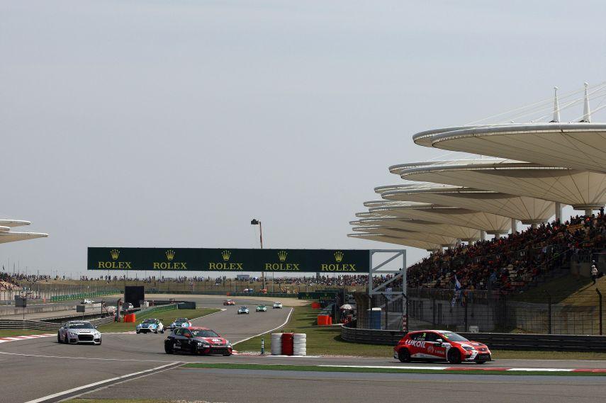 TCR International Series, 2015, Shanghai International Circuit