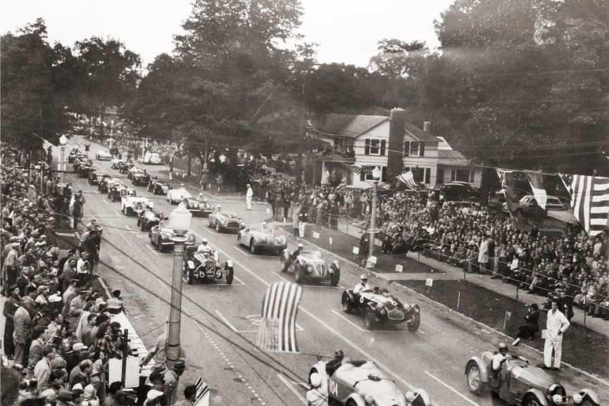 Watkins Glen, 1950 Grand Prix