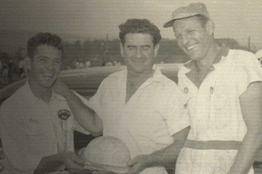 Buck Baker, NASCAR, Watkins Glen 1957