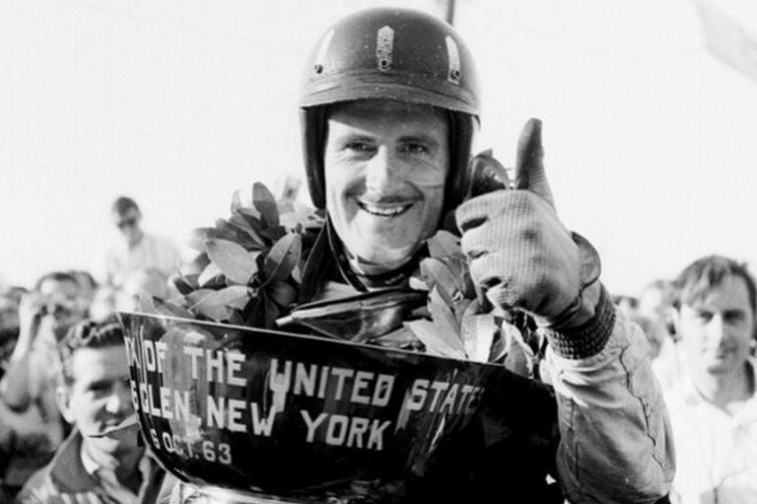 Graham Hill, 1963 US Grand Prix Watkins Glen