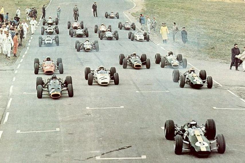 Watkins Glen, 1964 US Grand Prix