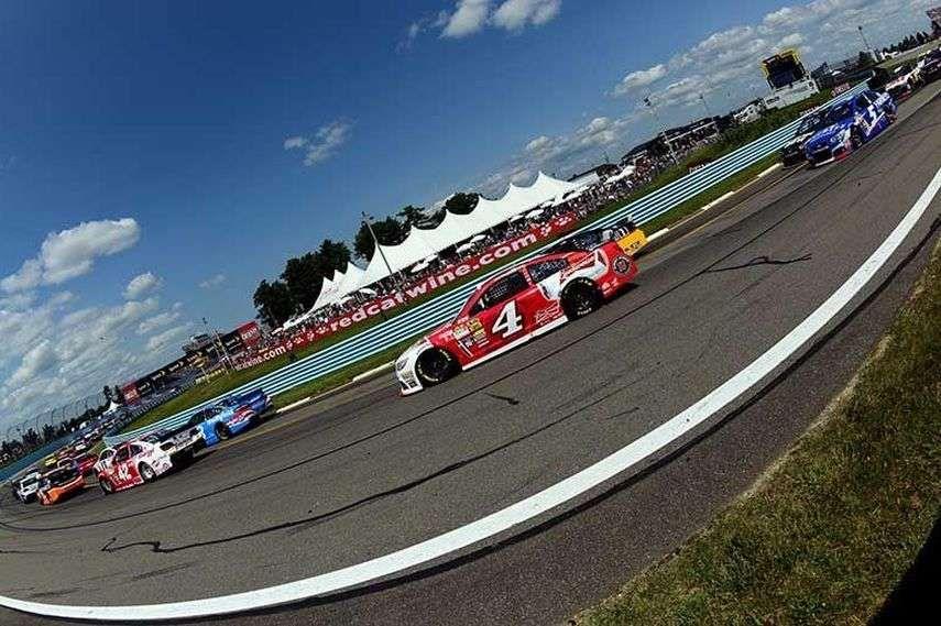 Watkins Glen, NASCAR Sprint Cup