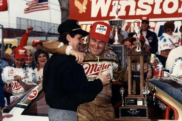 Davey Allison NASCAR Daytona International Speedway