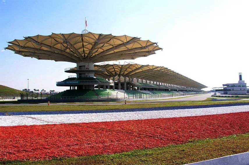 Sepang International Circuit Malaysia Formula 1